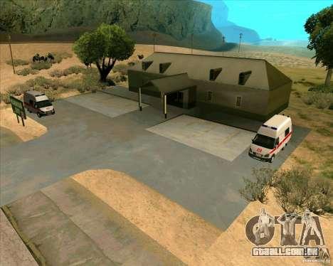Veículos estacionados v 2.0 para GTA San Andreas nono tela