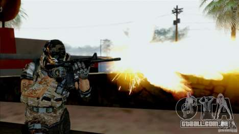 Extreme ENBseries v1.0 para GTA San Andreas sétima tela