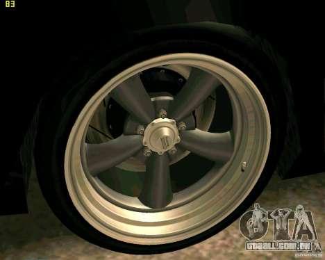 Hotring Racer Tuned para as rodas de GTA San Andreas