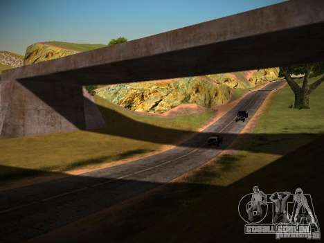 ENBSeries V4 para GTA San Andreas sexta tela