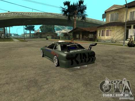 Vinil sobre a elegia para GTA San Andreas por diante tela