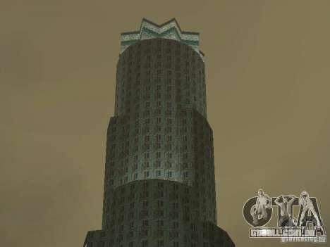 Novas texturas arranha-céus LS para GTA San Andreas sexta tela