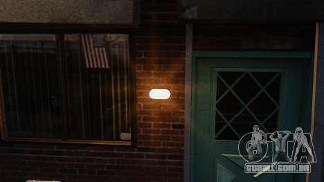 Nova luz para GTA 4 quinto tela