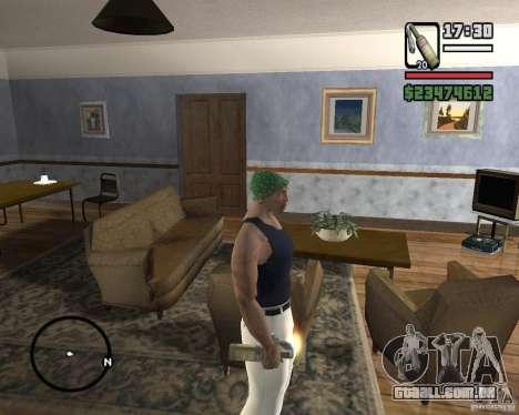 Coquetel Molotov de Mafia 2 para GTA San Andreas