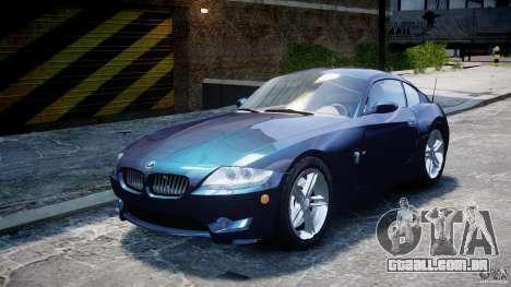 BMW Z4 V3.0 Tunable para GTA 4