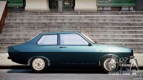 Dacia 1310 Sport v1.3 para GTA 4 esquerda vista