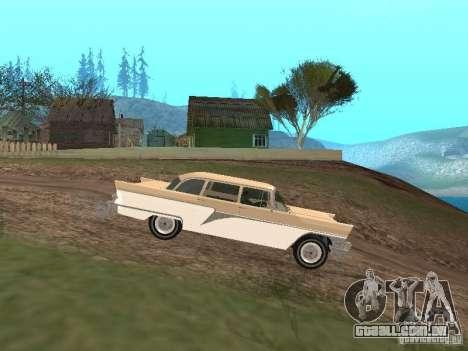 GÁS 13 para GTA San Andreas esquerda vista