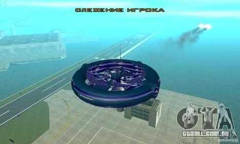 Chuckup para vista lateral GTA San Andreas