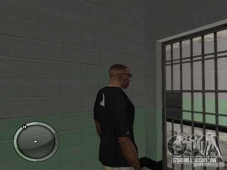 A detenção do infrator-3 para GTA San Andreas segunda tela