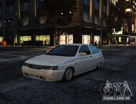VAZ-2112 Coupe para GTA 4 interior