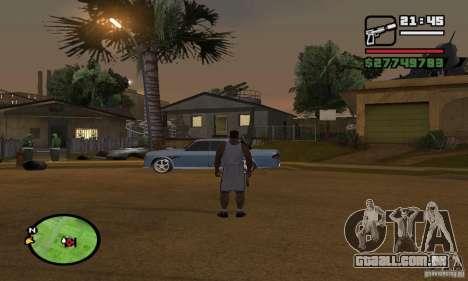 Base GROOVE Street para GTA San Andreas segunda tela