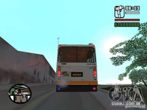 LIAZ 5283.70 para GTA San Andreas vista direita