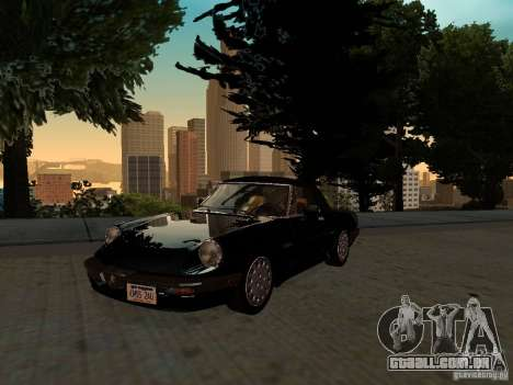 ENBSeries by AlexKlim para GTA San Andreas