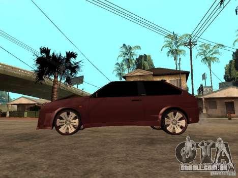 VAZ 2108 Tuning para GTA San Andreas
