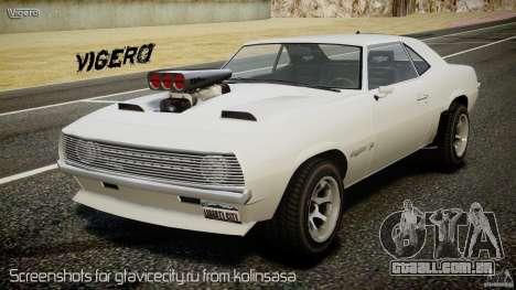 Vigero V3.0 para GTA 4