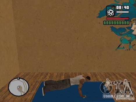 Training and Charging 2 para GTA San Andreas sexta tela
