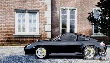 Porsche 911 Turbo S para GTA 4 traseira esquerda vista
