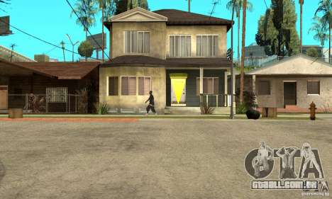 GTA SA Enterable Buildings Mod para GTA San Andreas décimo tela