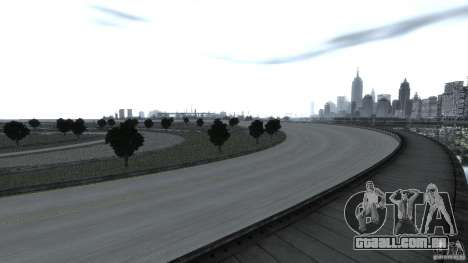 Dakota Track para GTA 4 segundo screenshot
