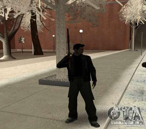 Novas animações de 2012 para GTA San Andreas
