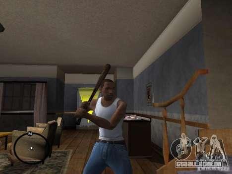 Bits para GTA San Andreas segunda tela