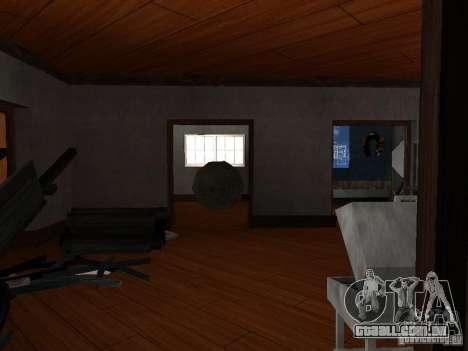 GTA Museum para GTA San Andreas nono tela
