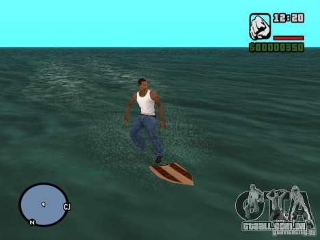 Cerf para GTA San Andreas segunda tela