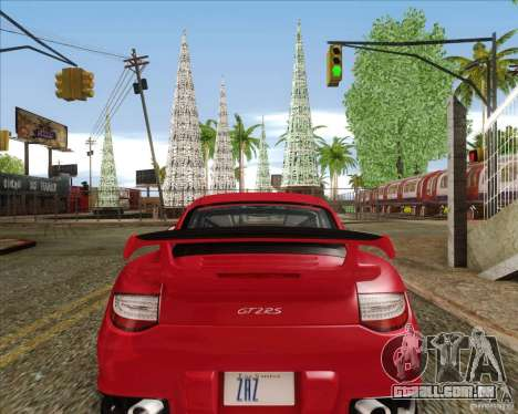Improved Vehicle Lights Mod v2.0 para GTA San Andreas décimo tela