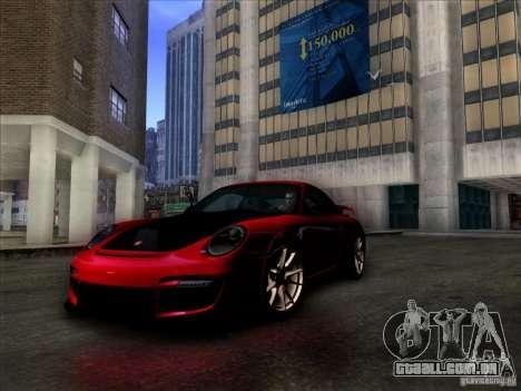 Realistic Graphics HD 2.0 para GTA San Andreas nono tela