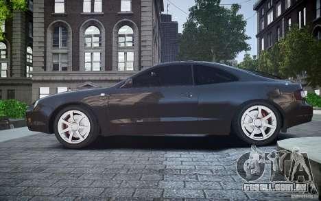 Toyota Celica GT-FOUR para GTA 4 esquerda vista