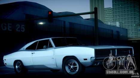 Direct B 2012 v1.1 para GTA San Andreas nono tela