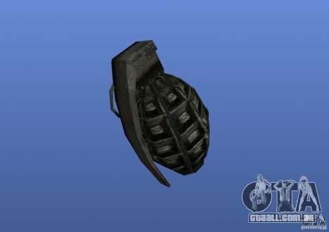 Grenade para GTA 4 segundo screenshot