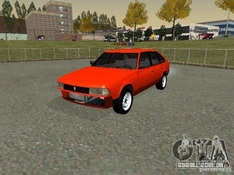 Azlk-2141 45 Sviatogor para GTA San Andreas