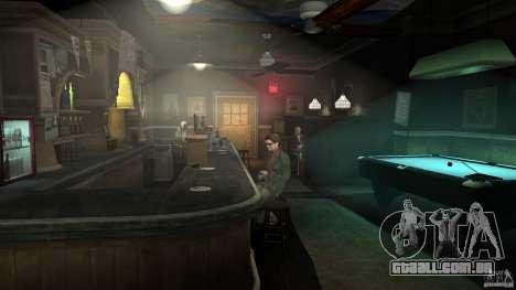 Break on Through beta MOD para GTA 4 quinto tela