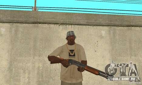 M870 para GTA San Andreas