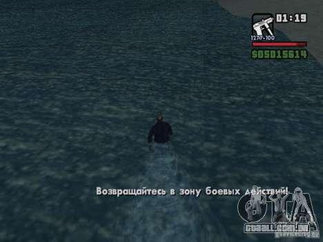 New Realistic Effects para GTA San Andreas sexta tela