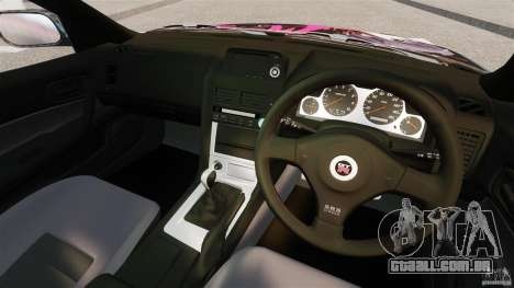 Nissan Skyline GT-R NISMO S-tune para GTA 4 vista direita