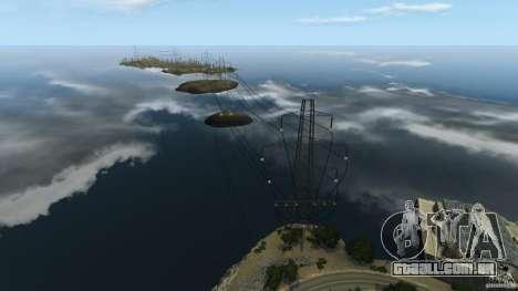 The Loggers Point para GTA 4 segundo screenshot