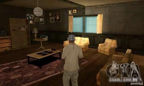 GTA SA Enterable Buildings Mod para GTA San Andreas sexta tela