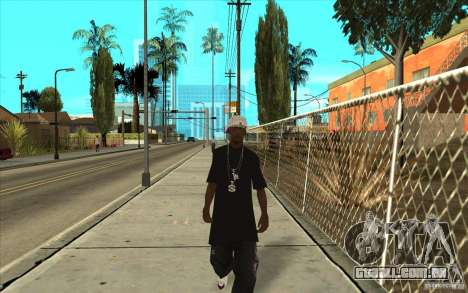 The Ballas Gang [CKIN PACK] para GTA San Andreas segunda tela