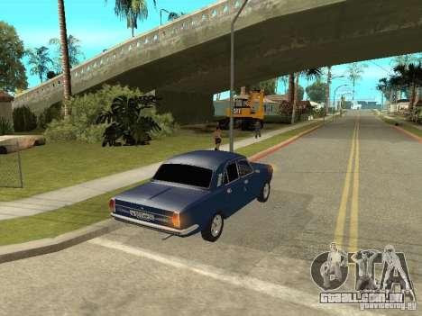GAZ 24-10 para GTA San Andreas vista direita