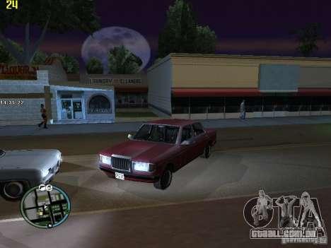 GTA IV  San andreas BETA para GTA San Andreas décima primeira imagem de tela