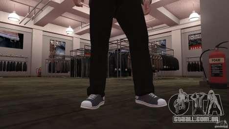 Converse Allstars para GTA 4 segundo screenshot