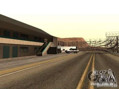 Prison Mod para GTA San Andreas por diante tela
