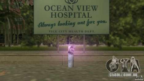 Os ícones do Manhunt para GTA Vice City por diante tela
