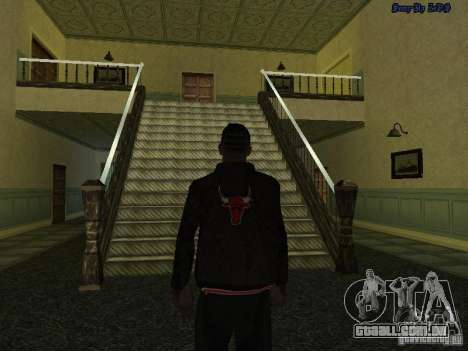 Winter bmyst para GTA San Andreas terceira tela