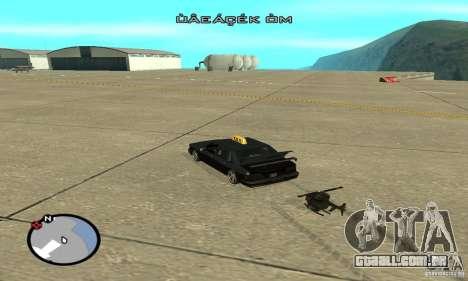 RC veículos para GTA San Andreas décimo tela