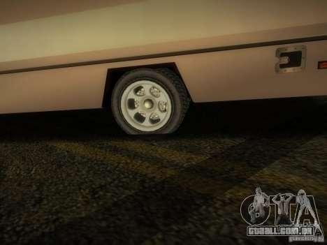 Journey para GTA San Andreas vista traseira