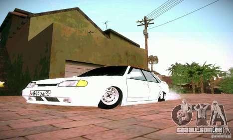 2115 Vaz para GTA San Andreas
