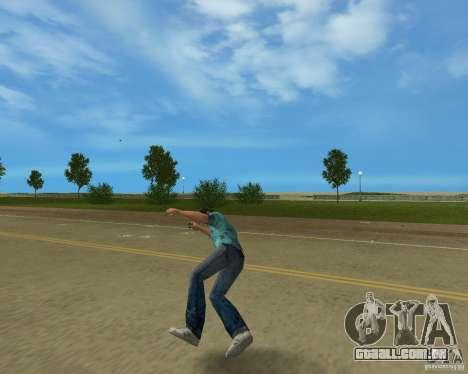Animação de TLAD para GTA Vice City nono tela